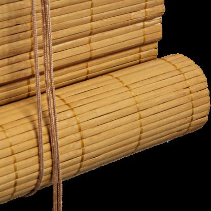 Bamboe rolgordijn 1m40 x 1m70