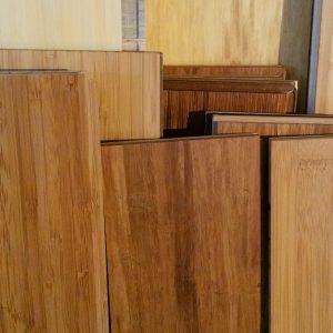 Bamboe vloeren outlet