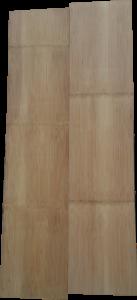 Moso Bamboo Forest, geschuurd en geolied