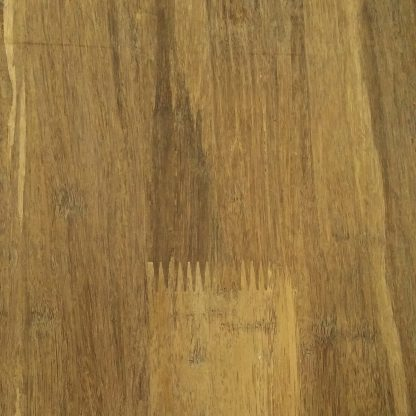 vingerlas in de caramel density bamboe aanrecht plaat