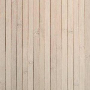 Moso Unibamboo bamboe vloerdelen, wit gelakt