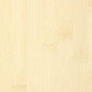 Bamboe naturel plain pressed witte lak
