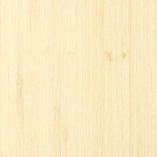Bamboe naturel side pressed witte lak